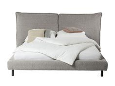 Lit Blanc Laqué 160×200 Fraîche 52 Best Kare Spavaće sobe Kreveti I Komodice Images