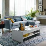 Lit Bois Clair Fraîche Lesmeubles Table D Angle Lounge Mobel Paletten Table D Angle A