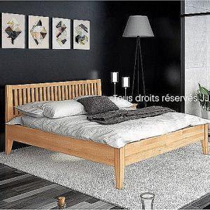 Lit Bois Design Inspiré Dosseret Lit Lit 160 Design Beau Tete De Lit En 160 Inspirant
