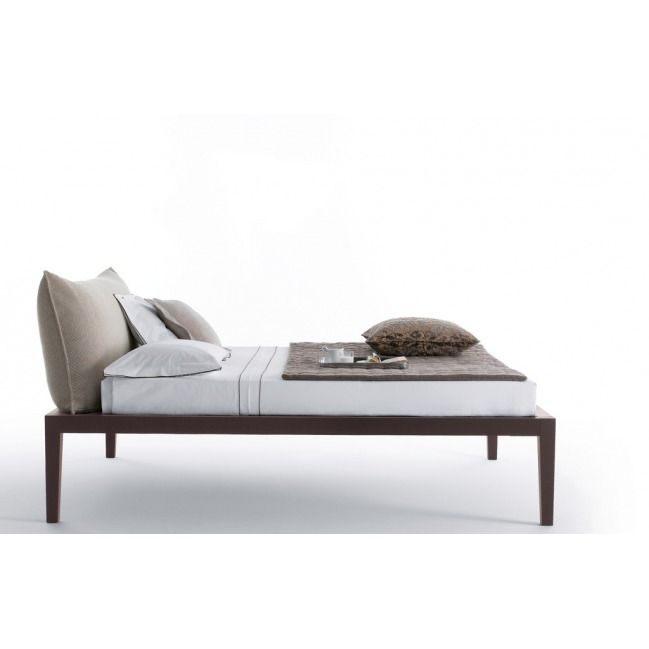 Lit Bois Massif 180×200 Luxe Lit Inwood Bas