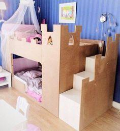 17 fa§ons de modifier le lit Kura d Ikea qui feront le bonheur de