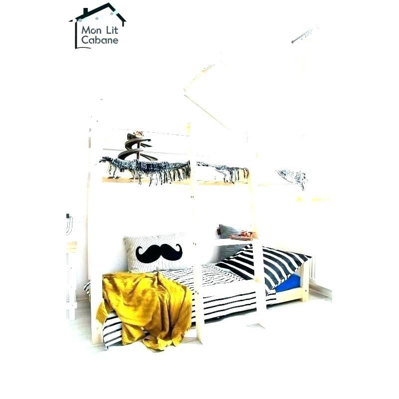 lit cabane mezzanine le luxe le bon coin lit cabane. Black Bedroom Furniture Sets. Home Design Ideas