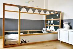 Lit Cabane Montessori Pas Cher Belle 26 Meilleures Images Du Tableau Lit Enfant Ikea