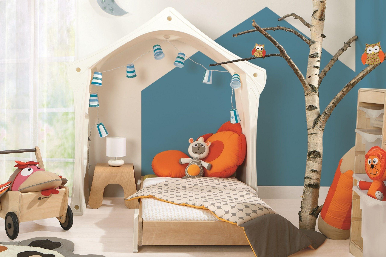 Lit Cabane Pour Enfant Douce Engageant Cabane Pour Chambre Enfant Dans Ciel De Lit Cabane Frais
