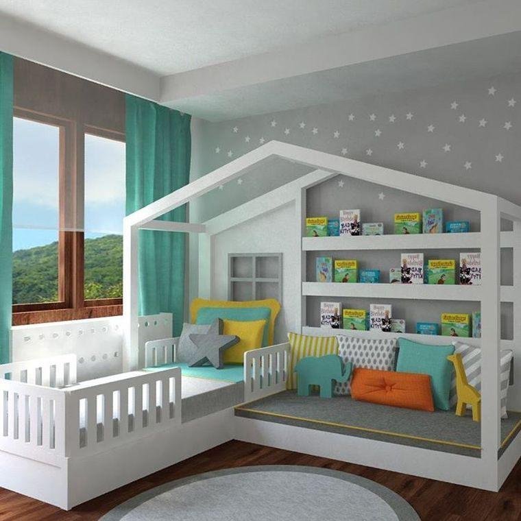 Lit Cabane Pour Enfant Nouveau Diy Lit Cabane Mod¨les originaux Pour Les Enfants