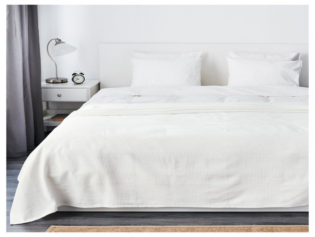 Lit Capitonné 160×200 Le Luxe Lit Blanc Alinea