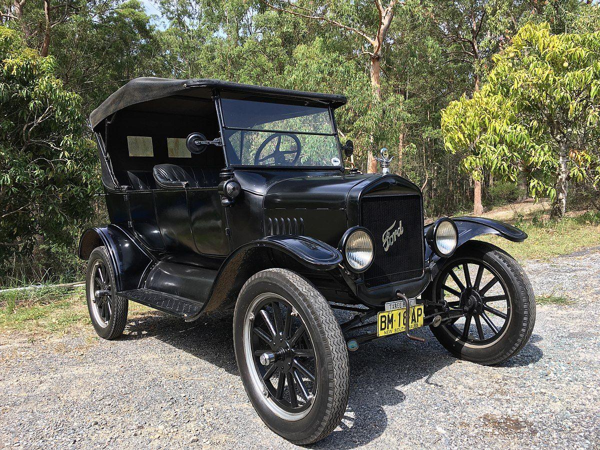 Lit Cars Enfant Élégant ford Model T
