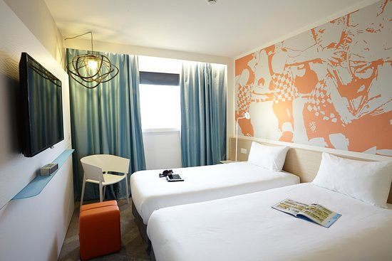 chambre enfant lit twin Picture of Hotel ibis Styles Toulouse