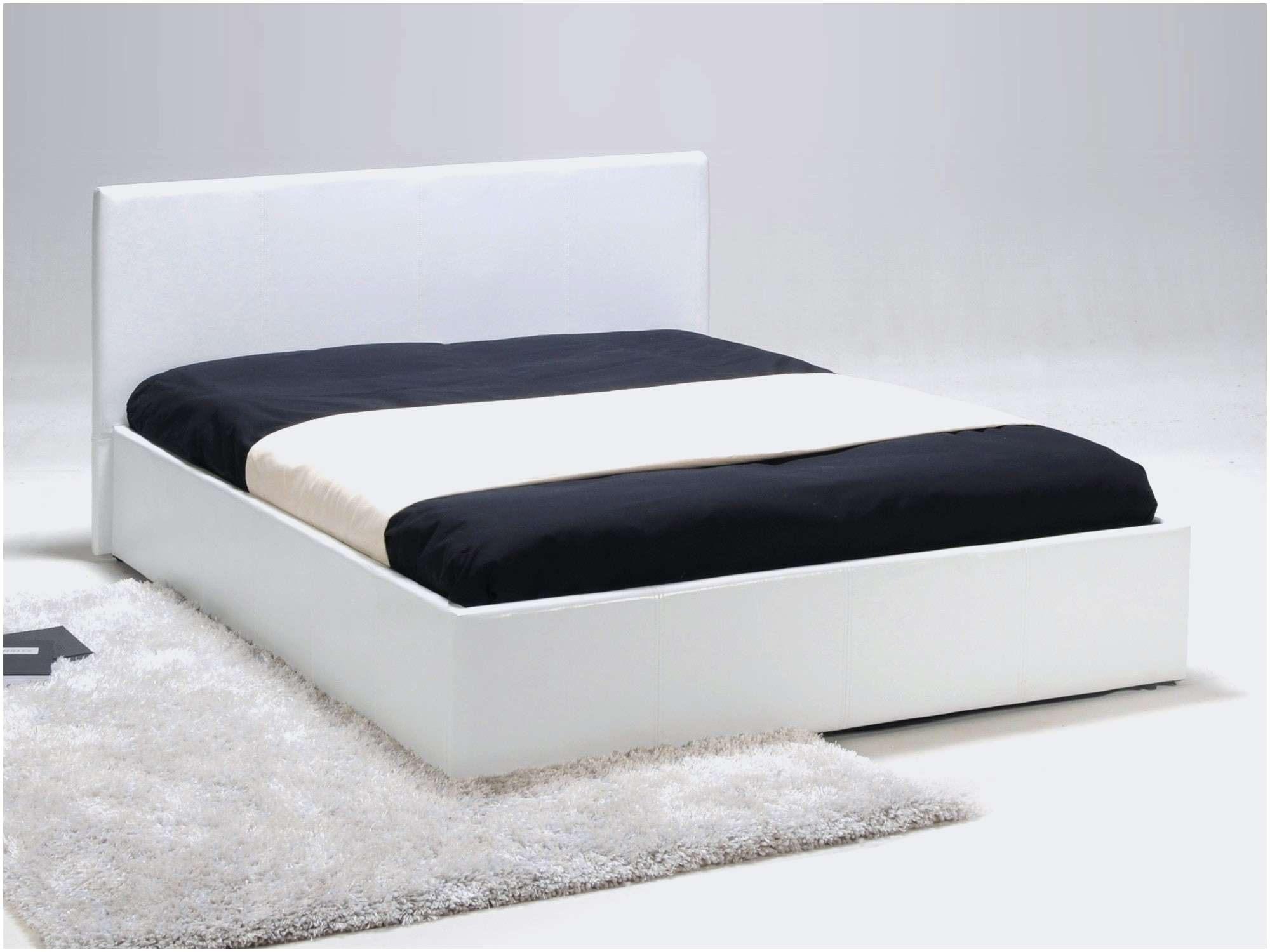 Lit Cododo Ikea Douce Unique Lit Blanc 140—200 Tete De Lit A Housser Cdiscount Drap Housse