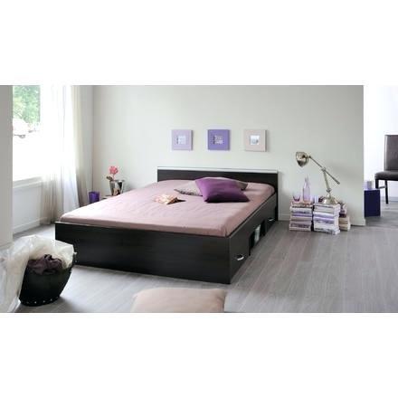 Lit Coffre 140×190 Ikea Belle Lit Blanc Avec Tiroir 2 Personnes Lit 2 Personnes 140 X 200 Cm