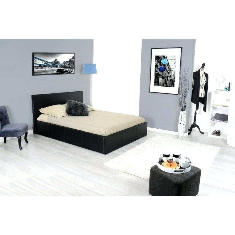 Lit Coffre 140×190 Impressionnant Lit Coffre 120×190 but Literie Lits Chambre Design Coffres Lit