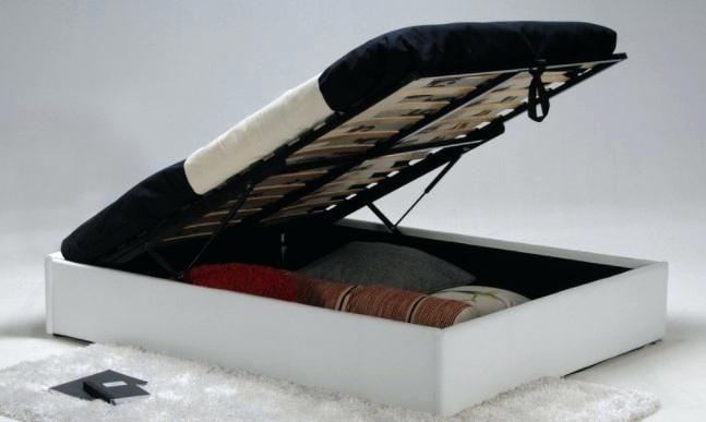Lit Coffre 160×190 Magnifique Acheter Lit Coffre Meilleur Lit Coffre En Tissu Acheter Lit Coffre