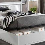 Lit Coffre 160x200 Blanc Inspirant Le Lyre Page 91 Sur 150