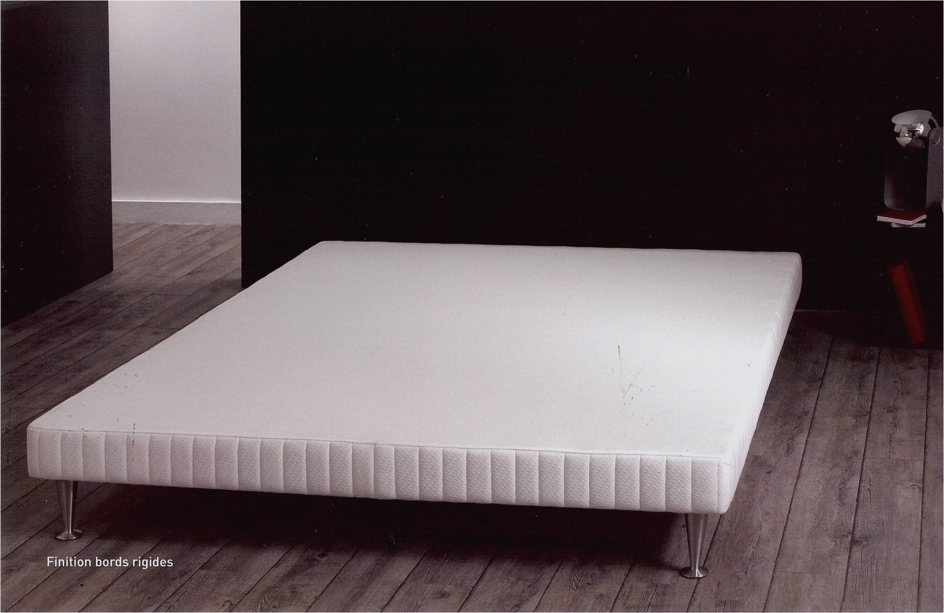 Lit Coffre 180 Belle Lit Coffre 160 — Mikea Galerie