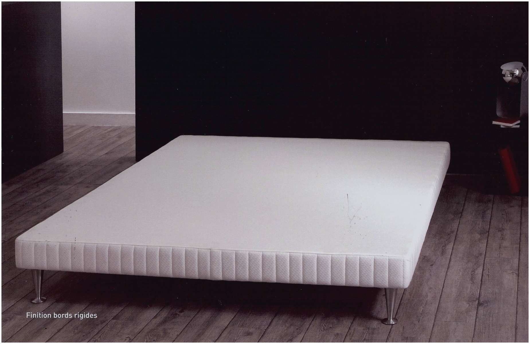 Beau sove Lit Coffre 140x190 Blanc — sovedis Aquatabs Pour Meilleur