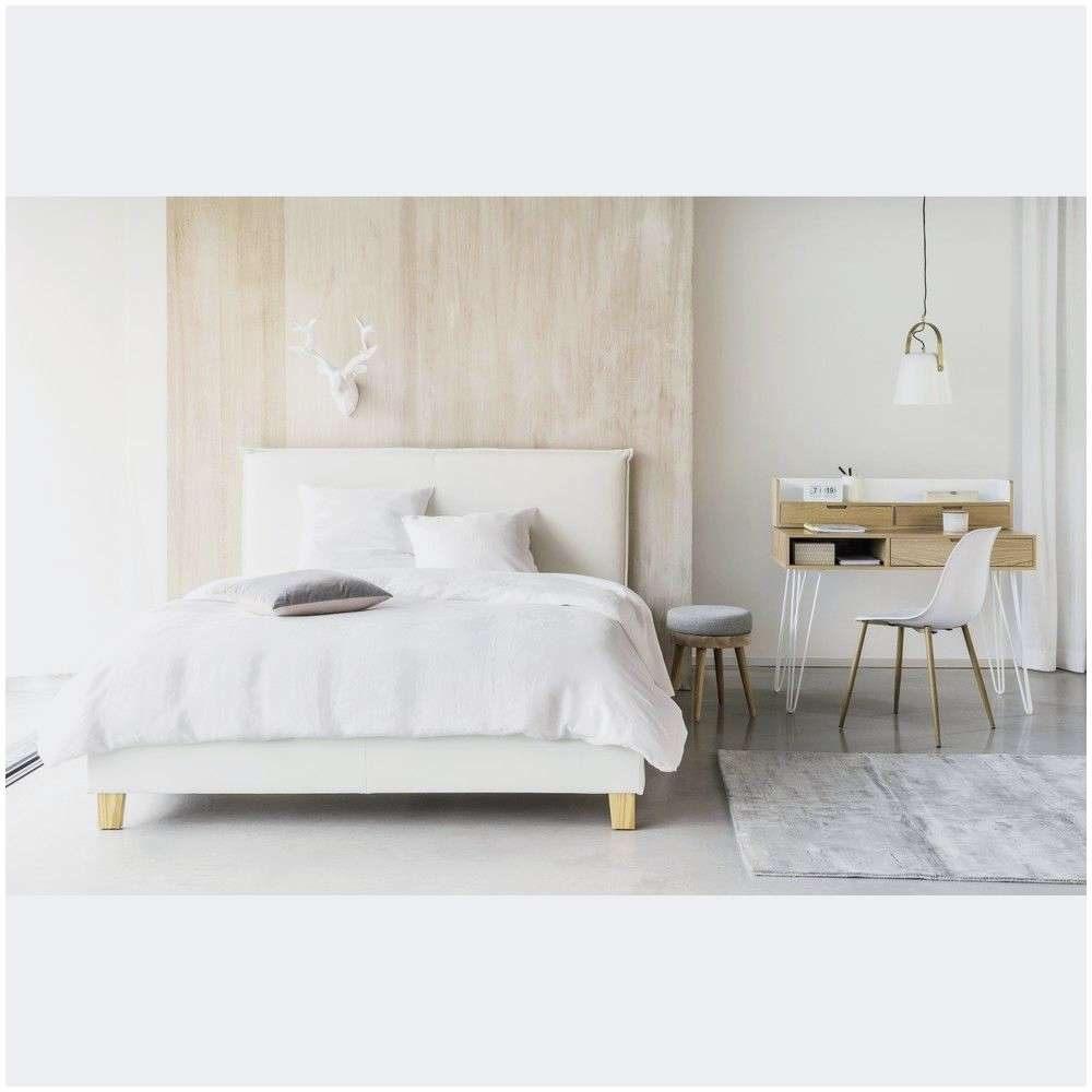 Lit Coffre Blanc 160×200 Agréable Elégant Lit Adulte 160—200 Avec sommier Luxe Lit Coffre Avec sommier