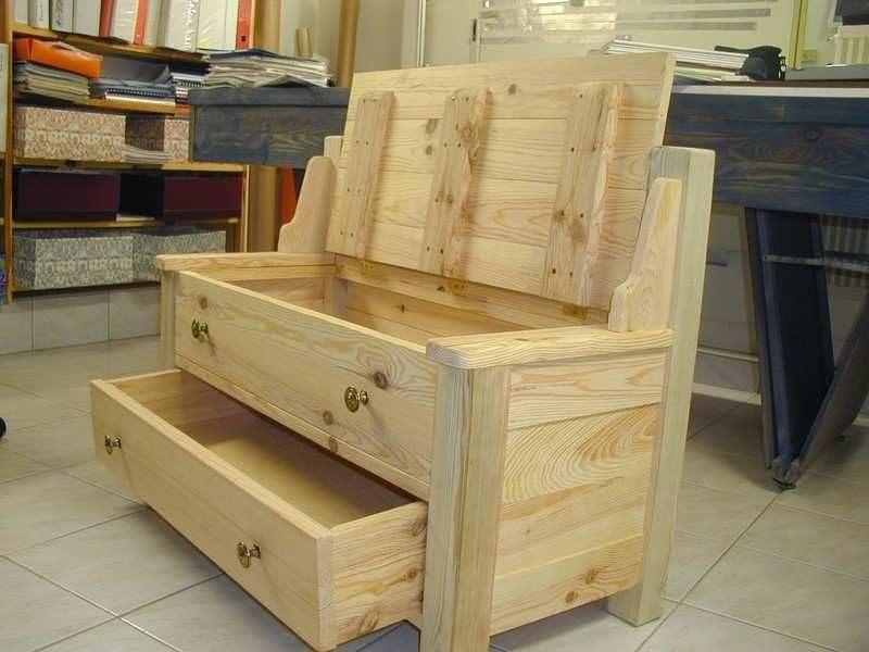 Lit Coffre Bois 160×200 Génial Acheter Un Lit Coffre Fabriquer Un Lit Coffre Banquette Coffre Bois
