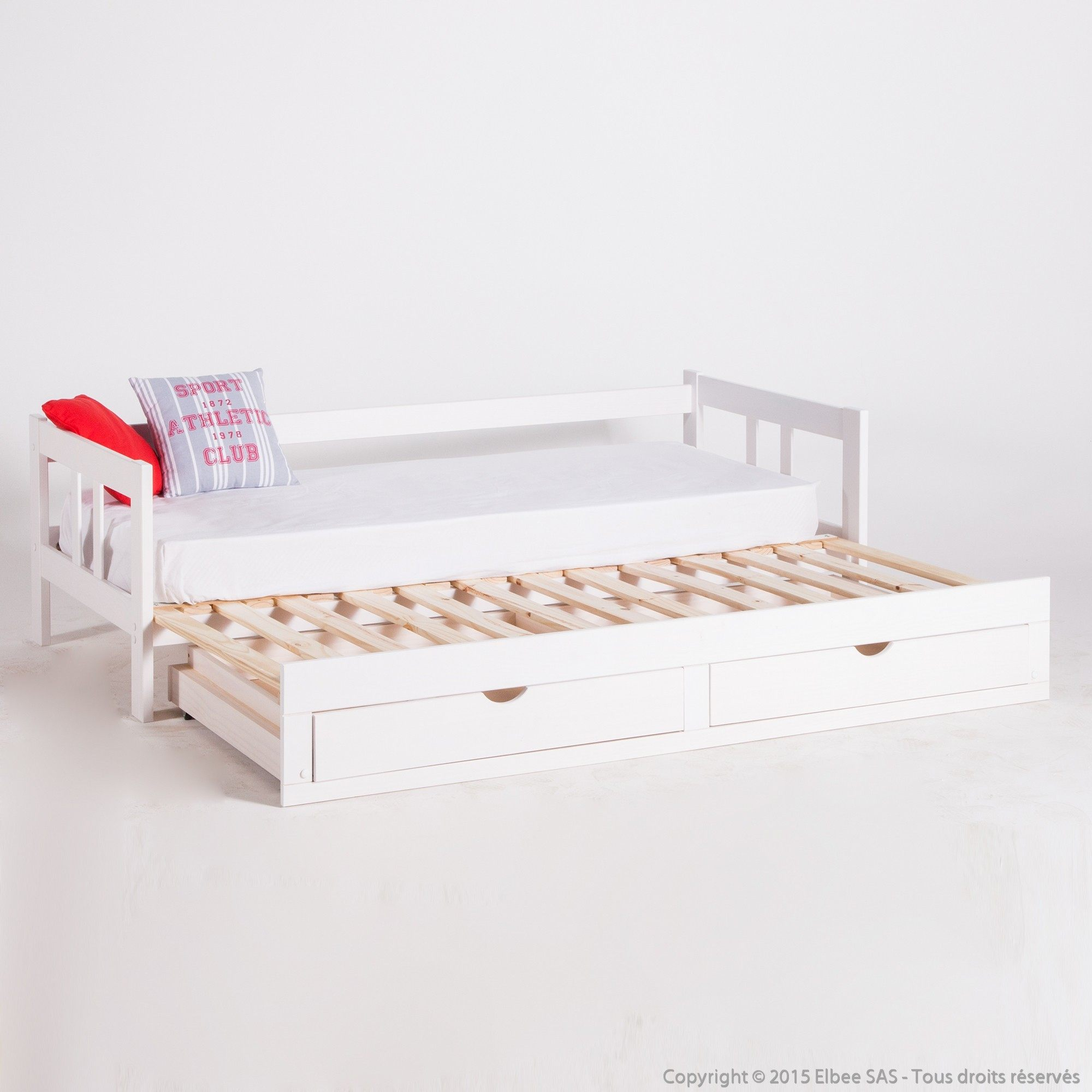 Lit Coffre Ikea 160 Magnifique Artistique Lit  Rouleau Transformé En Canapé Et Lit Coffre 160 200