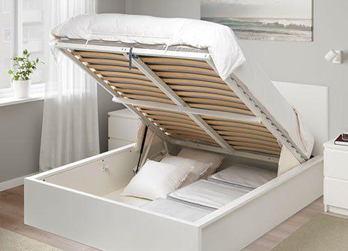 Lit Coffre Malm Luxe Ikea Lit Malm 160 Finest Lit Avec Rangement Ikea Tete De Lit Avec