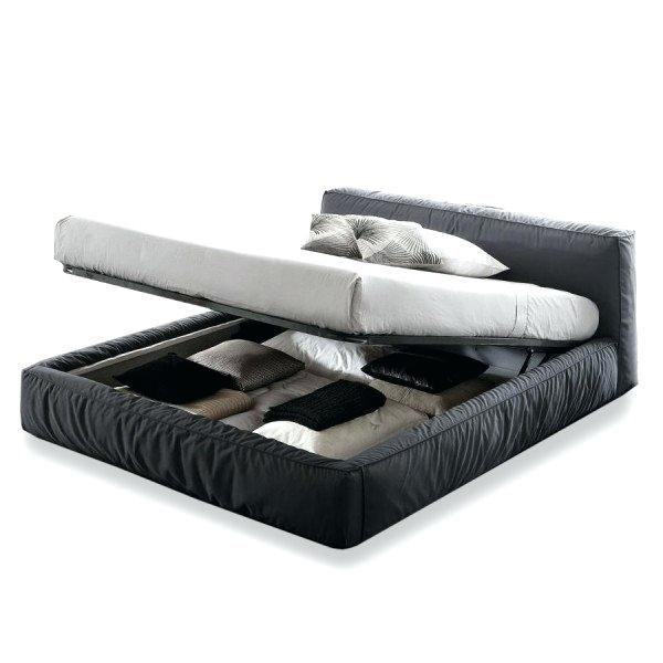 Lit Coffre Tissu Magnifique Lit Coffre 120 Lit Coffre Twist Ultra Confortable Lit Coffre 120—190