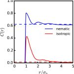 Lit Combiné Bébé Charmant the Inherent Dynamics Of isotropic and Nematic Phase Liquid