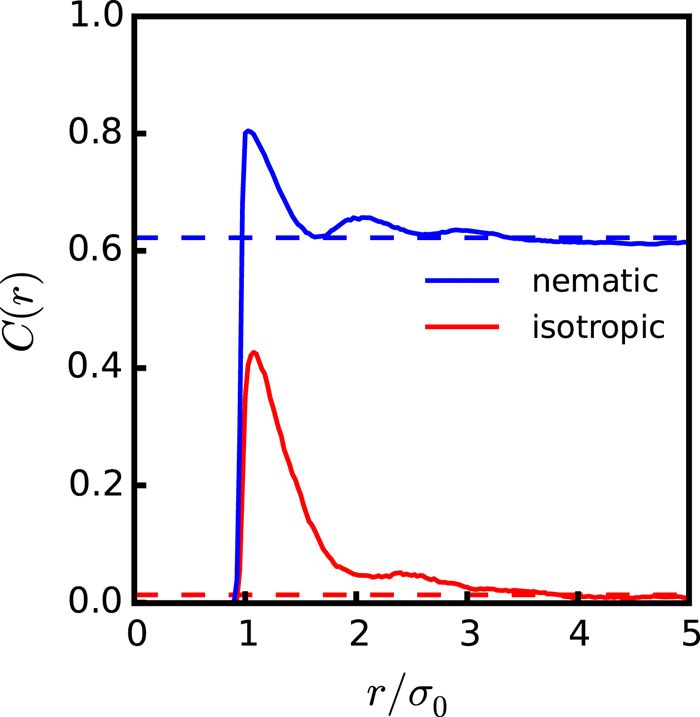 Lit Combiné Bébé Charmant the Inherent Dynamics Of isotropic and Nematic Phase Liquid