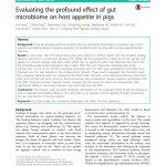 Lit Combiné Bébé Unique Pdf the Gut Microbiome Contributes to A Substantial Proportion Of