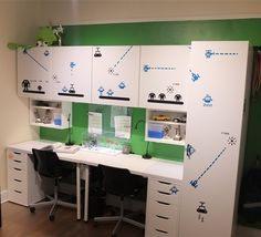 Lit Combiné Bureau Ikea Agréable 207 Best Home Fice Images