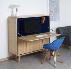 33 Best wall desk images