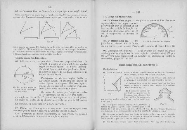 Lit Combiné Enfant Élégant Manuels Anciens Brachet Dumarqué Arithmétique Alg¨bre Géométrie