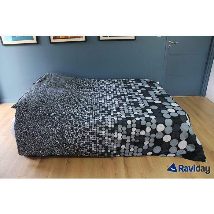 Lit D Appoint 2 Places Le Luxe Intex Rest Bed Deluxe Fiber Tech 2 Places Matelas Gonflable