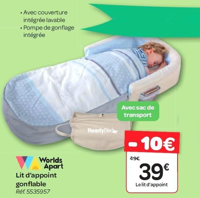 Lit D Appoint Gonflable Ikea Impressionnant Matelas Pneumatique Carrefour Carrefour Matelas Gonflable Lgant