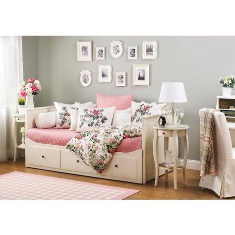 IKEA Bedroom HEMNES day bed Decor in 2019