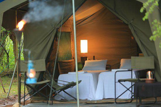 Lit De Camp 2 Personnes Douce Big Game Camp Wilpattu Anuradhapura Sri Lanka Voir Les Tarifs