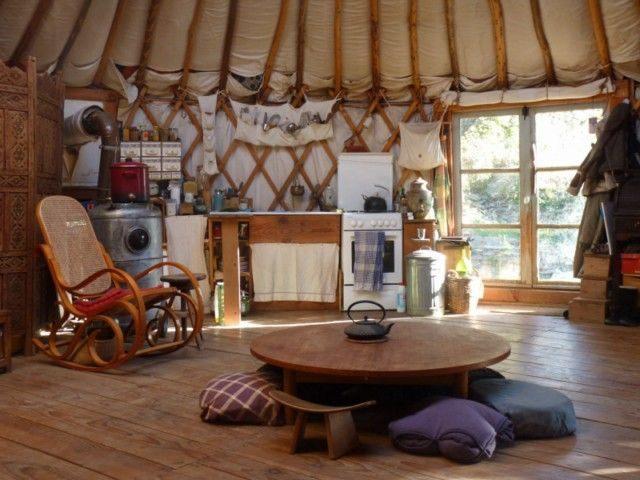 Lit De Camp 2 Personnes Meilleur De La source Le Coin Cuisine the Kitchen area Notre Double Yourte
