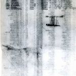Lit De Camp 2 Places Beau The Auschwitz Third Page Of The List Of 394 Female Jewish Prisoners