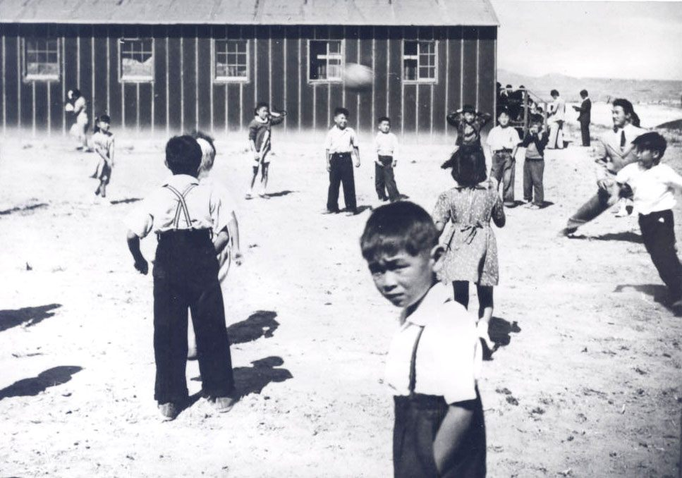 Lit De Camp 2 Places Charmant Japanese American Wartime Incarceration In oregon