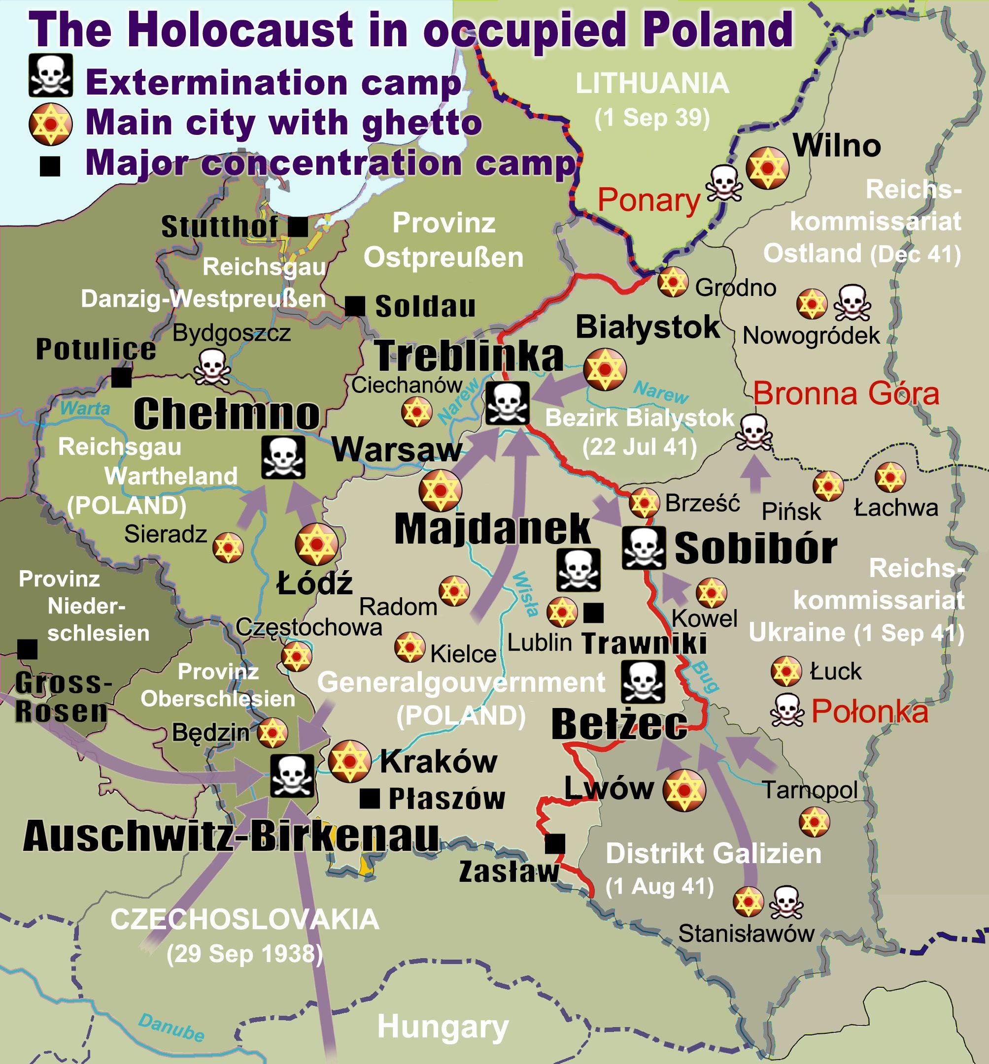 Lit De Camp 2 Places Inspiré Majdanek Concentration Camp
