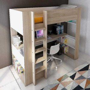 Lit De Place De Luxe Lit 2 Places En Hauteur Lit Bureau Frais Bureau 2 Places Beau Wilde