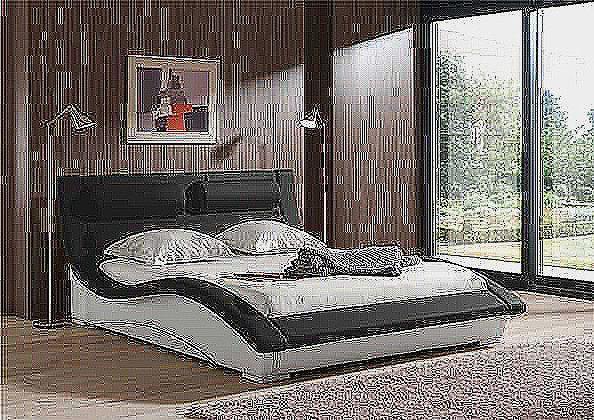 Lit Design 160×200 Génial Lit Design Led 160—200 Inspirational Lit Design 160—200 Best 160—200