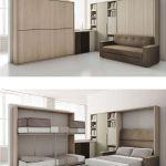 Lit Design 160x200 Nouveau Beau Armoire Lit 160x200 Avec Lit Armoire 160—200 Awesome Banquette