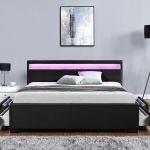 Lit Design Led 160x200 Frais Sumptuous Design Lit Noir 64 Org Avec Crafty Design Lit Noir 2 Et