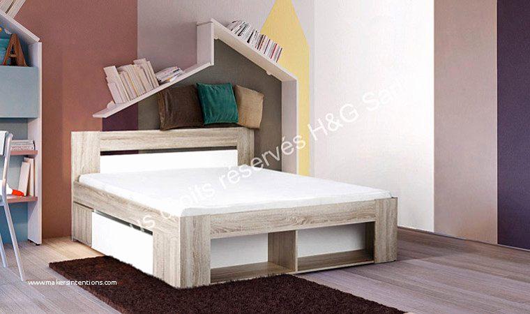 Lit Deux Places Avec Rangement Agréable Lit Avec Rangement Luxe Table Basse Avec Rangement Meilleur Table