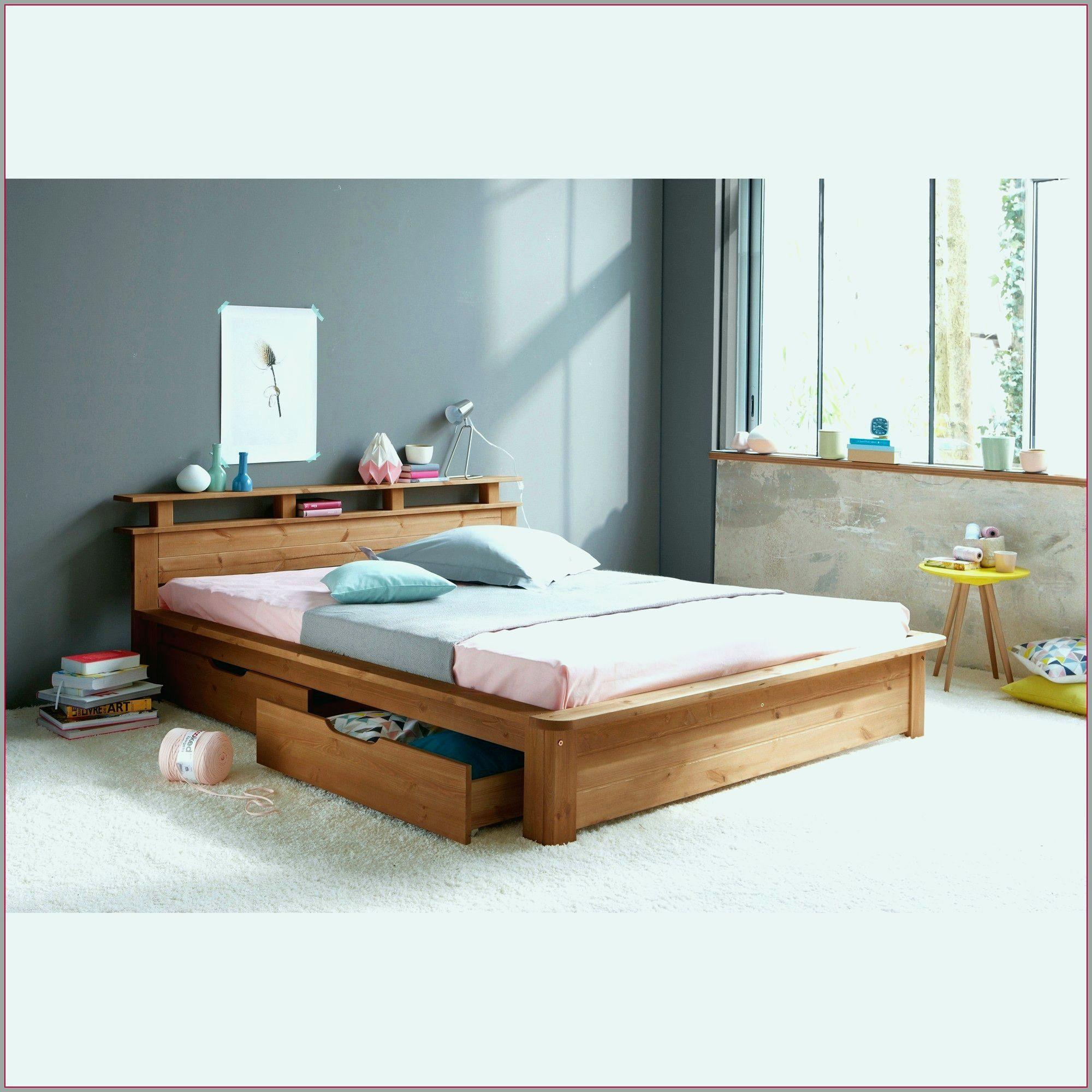 Lit Deux Places Avec Rangement Impressionnant sommier 2 Places Lit Avec Rangement Meilleur De sommier Ikea 140—190