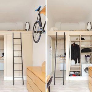 Lit Deux Places Inspiré Lit En Mezzanine 2 Places Lit Deux Places but Impressionnant Bureau