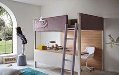 Lit Double Mezzanine Douce 105 Best Battistella Furniture Images