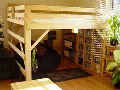 Lit Double Mezzanine Joli 55 Best Loft Bed Images