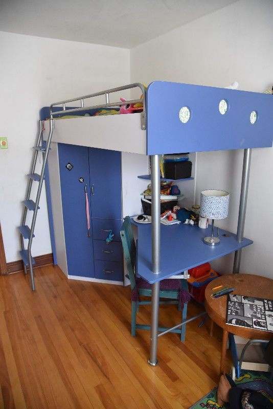 Lit Double Mezzanine Unique Lit Mezzanine Pact 1 Lit Double Mezzanine Lit Double De Luxe