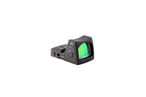 Lit Double Pas Cher De Luxe Amazon Trijicon Rm06 Rmr 3 25 Moa Adjustable Led Red Dot Sight