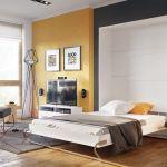 Lit Electrique 160x200 Impressionnant Beau Armoire Lit 160x200 Avec Lit Armoire 160—200 Awesome Banquette